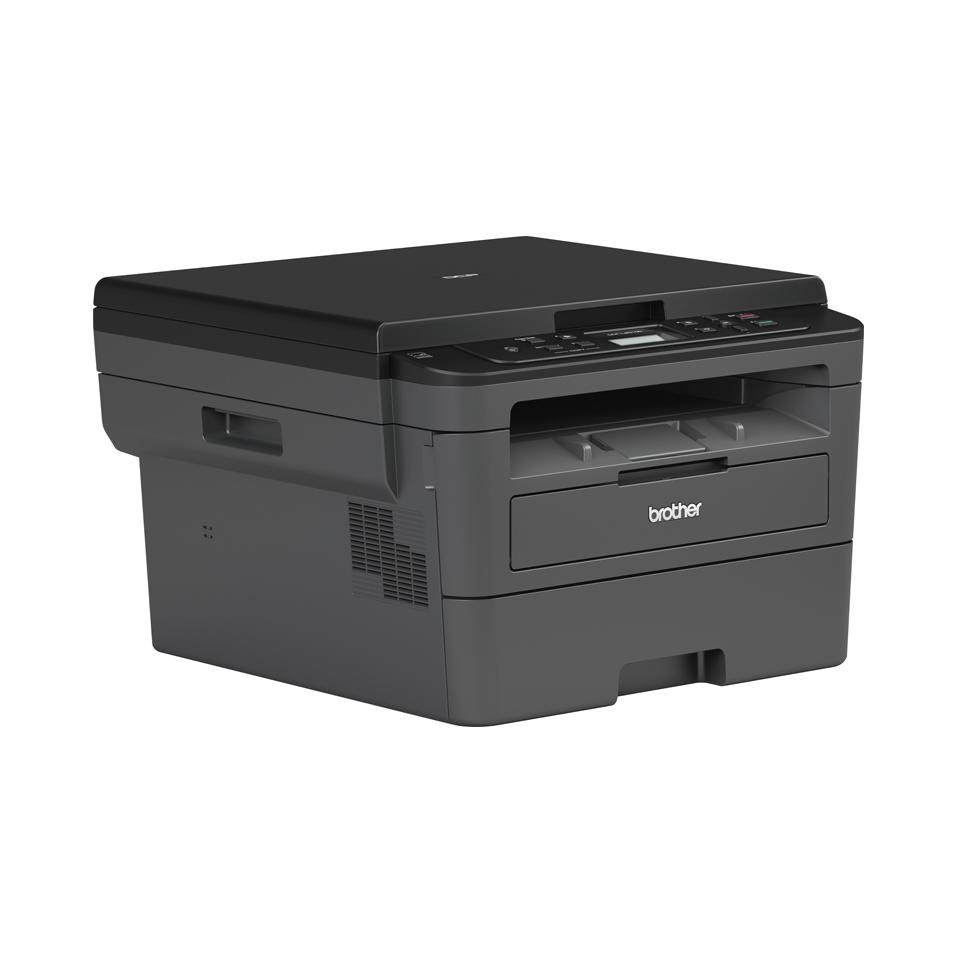 Vienspalvis lazerinis spausdintuvas - Brother DCP-L2510D 2