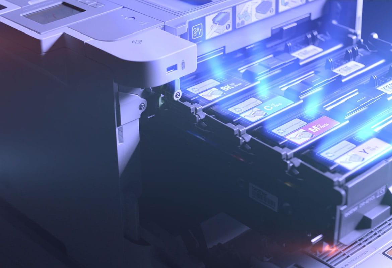 Brother HL-L9310CDW lazerinis verslo spausdintuvas su traukiamomis CMKY dažų kasetėmis