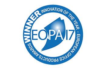 EOPA 2017 m. apdovanojimų logotipas