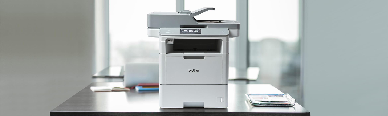 MFC-L6900DW vienspalvis lazerinis spausdintuvas verslui