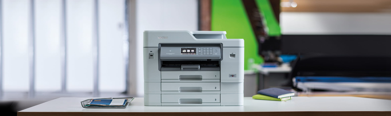 X serijos rašalinis spausdintuvas verslui