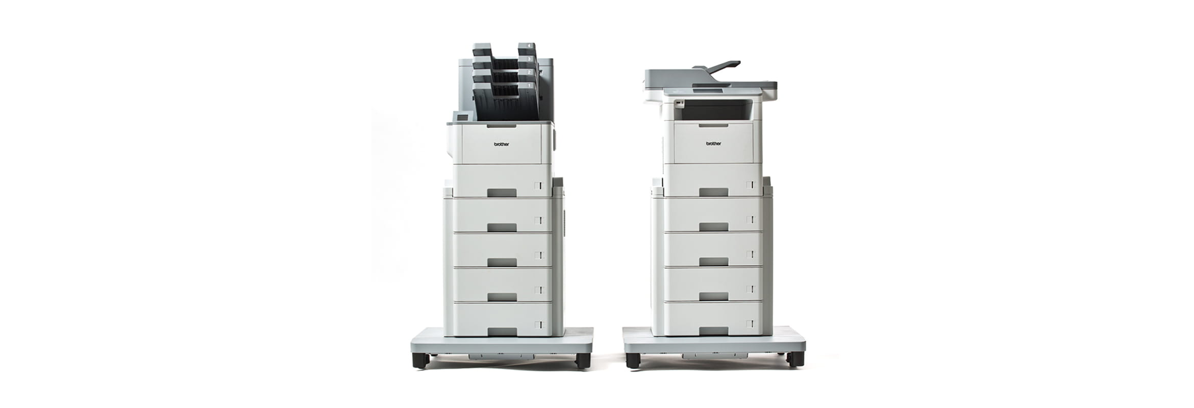 L6000 workgroup range printers Brother