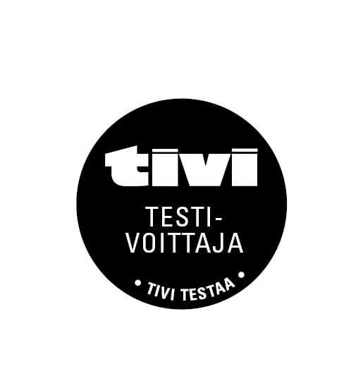 Tivi test winner