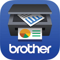 Brother printer icon