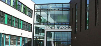ercall wood college picture of building brother
