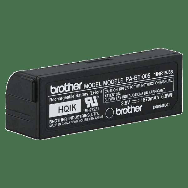 Įkraunama PA-BT-005 baterija (skirta Brother P-touch CUBE Plus) 4