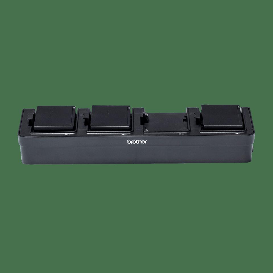 Brother PA-4BC-001 4 lizdų baterijų įkroviklis 4