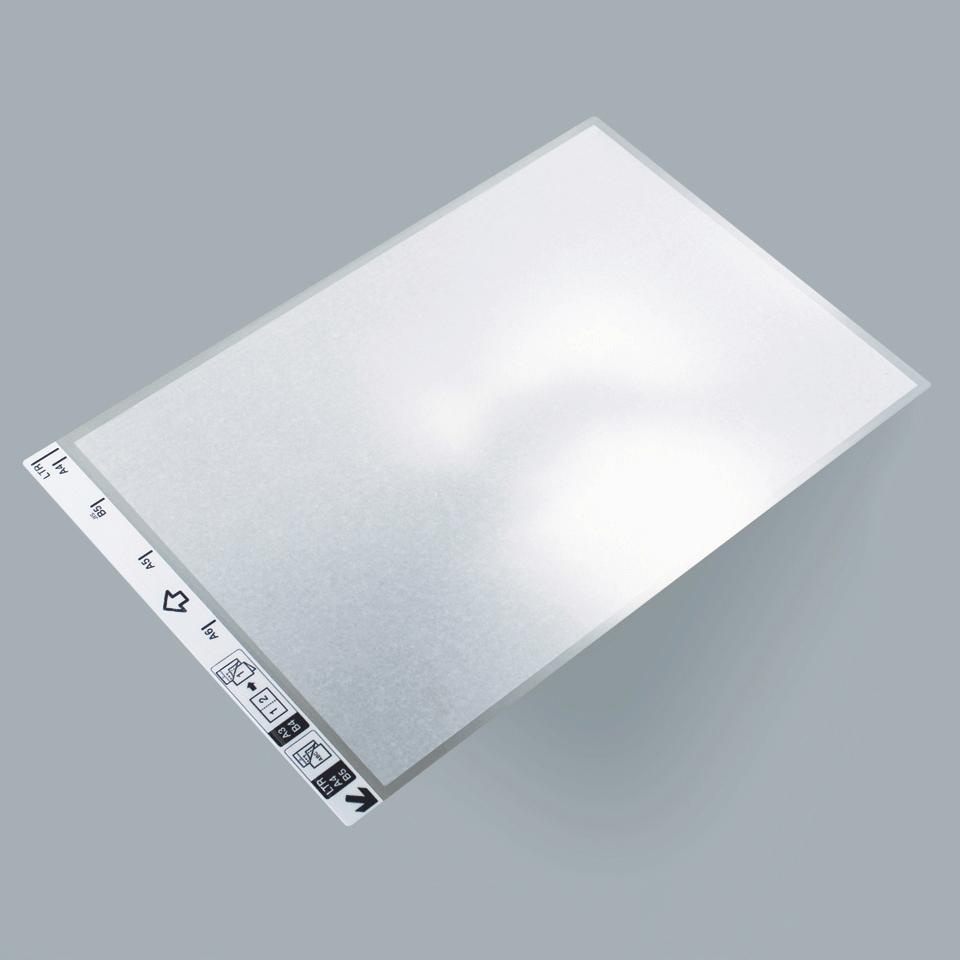 Brother CSA-3401 nešamasis lapas skaitytuvui (pakuotėje yra 2 lapai) 4