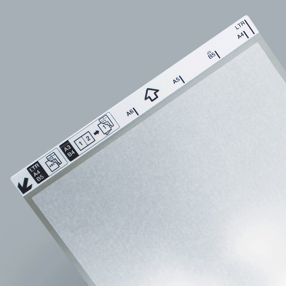 Brother CSA-3401 nešamasis lapas skaitytuvui (pakuotėje yra 2 lapai) 3