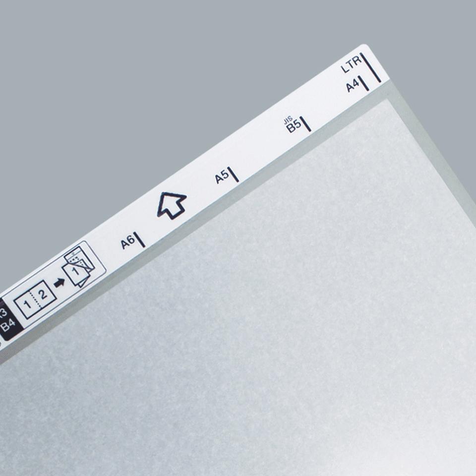 Brother CSA-3401 nešamasis lapas skaitytuvui (pakuotėje yra 2 lapai)