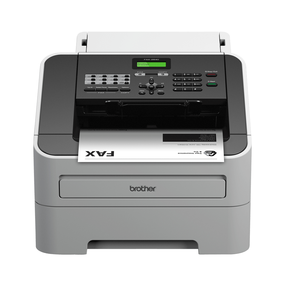 Fakso aparatai