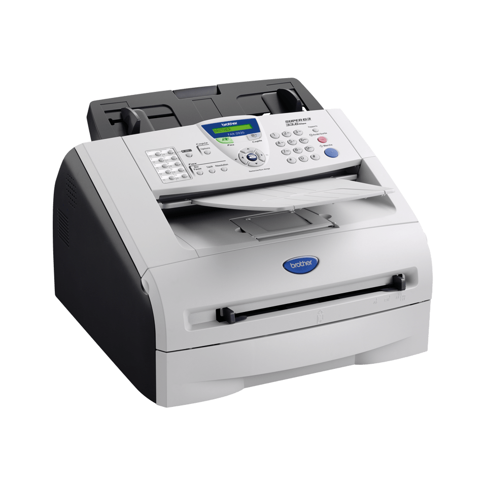 FAX-2920 3