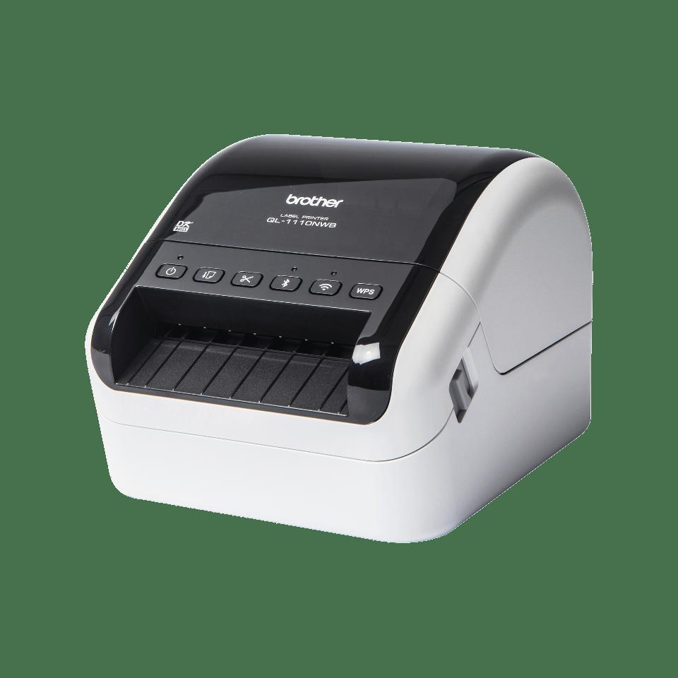 QL-1110NWB plataus formato gabenimo etikečių spausdintuvas 2