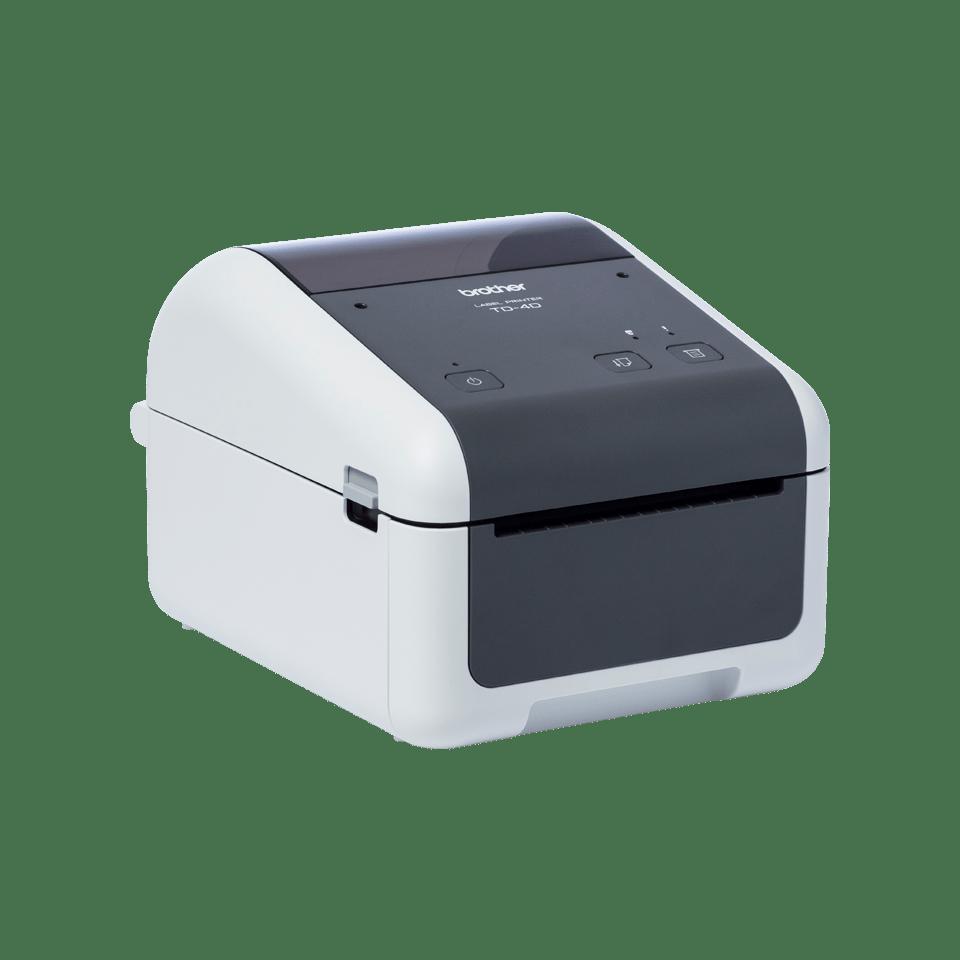 Brother TD-4520DN profesionalus stalinis į tinklą jungiamas etikečių spausdintuvas 3