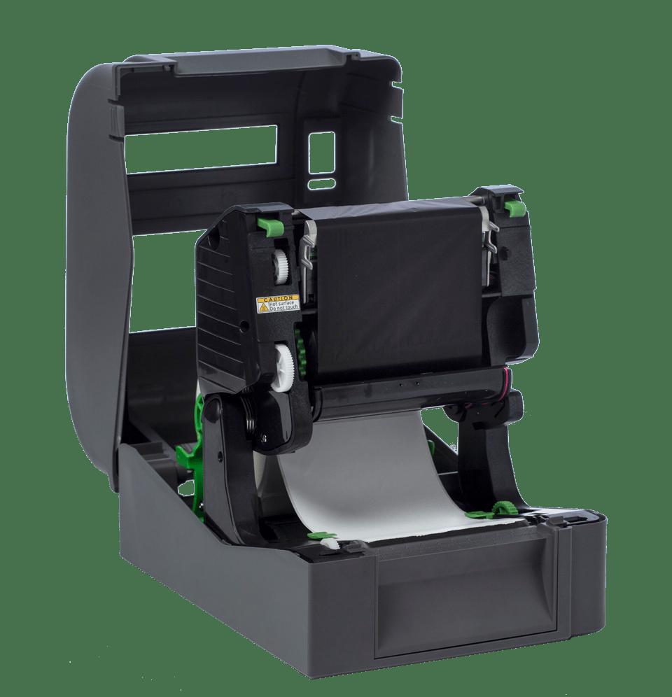 Brother TD-4520TN terminio perdavimo stalinis etikečių spausdintuvas 4