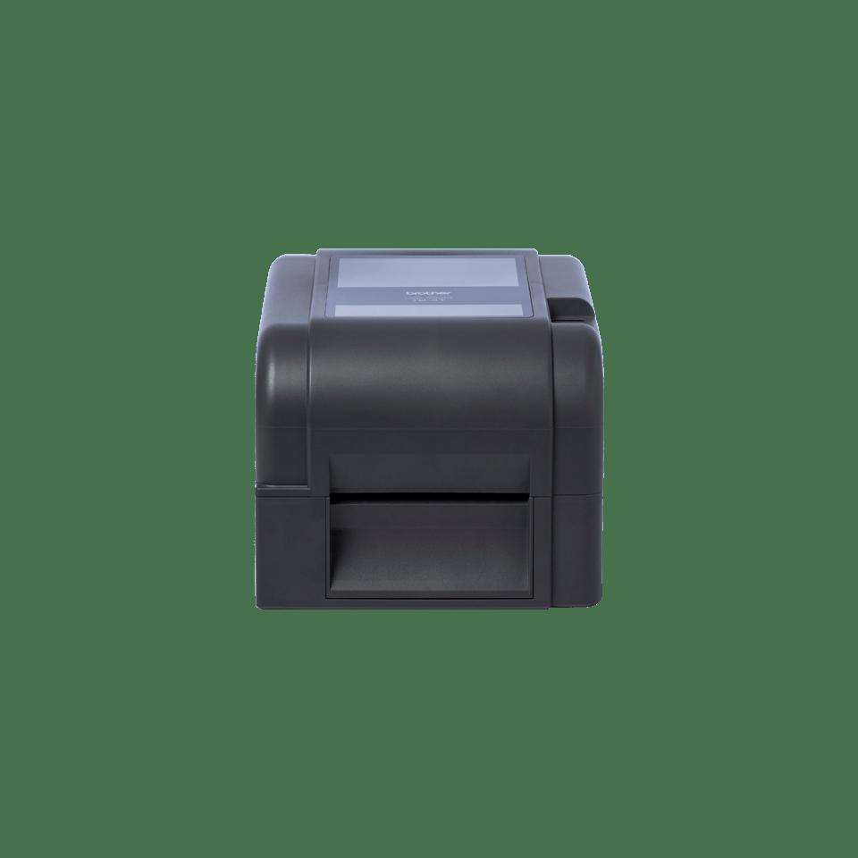 Brother TD-4520TN terminio perdavimo stalinis etikečių spausdintuvas
