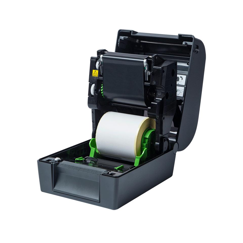 Brother TD-4650TNWB stalinis etikečių spausdintuvas 4