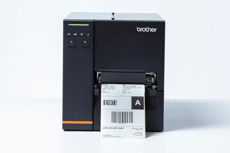 Brother TJ-4120TN industrinis etikečių spausdintuvas 4