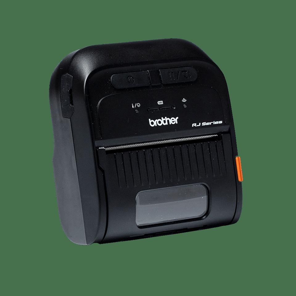 Brother RJ-3055WB - mobilus etikečių ir čekių spausdintuvas 2