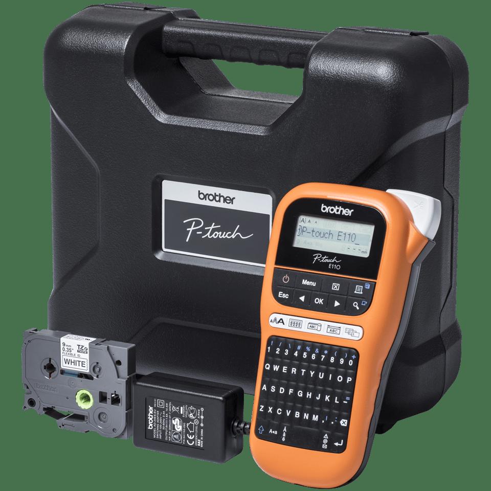 P-touch PT-E110VP 4