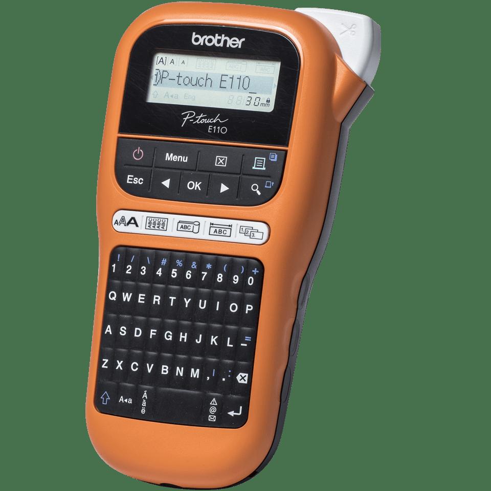 P-touch PT-E110VP 2