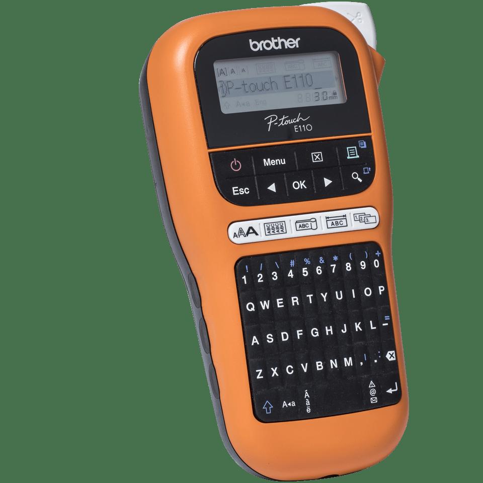 P-touch PT-E110VP 3