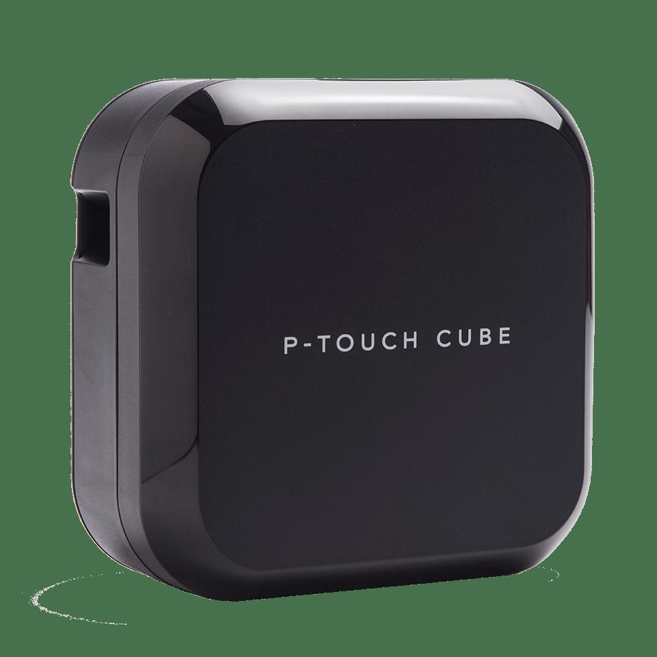 PT-P710BT P-touch CUBE Plus įkraunamas etikečių spausdintuvas su Bluetooth jungtimi 2