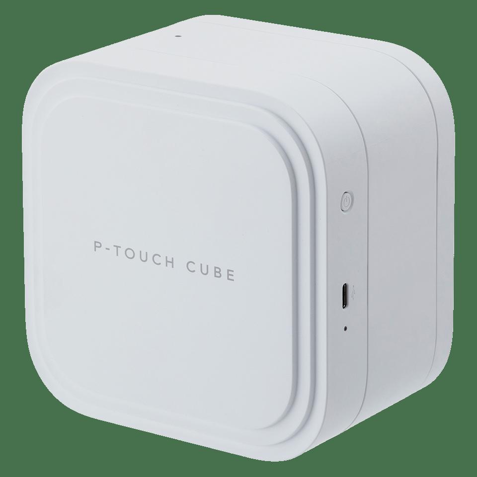 """""""P-touch CUBE Pro"""" (PT-P910BT) įkraunamas etikečių spausdintuvas su Bluetooth jungtimi 4"""