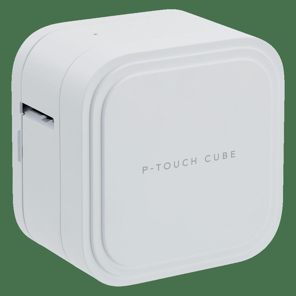 """""""P-touch CUBE Pro"""" (PT-P910BT) įkraunamas etikečių spausdintuvas su Bluetooth jungtimi 2"""