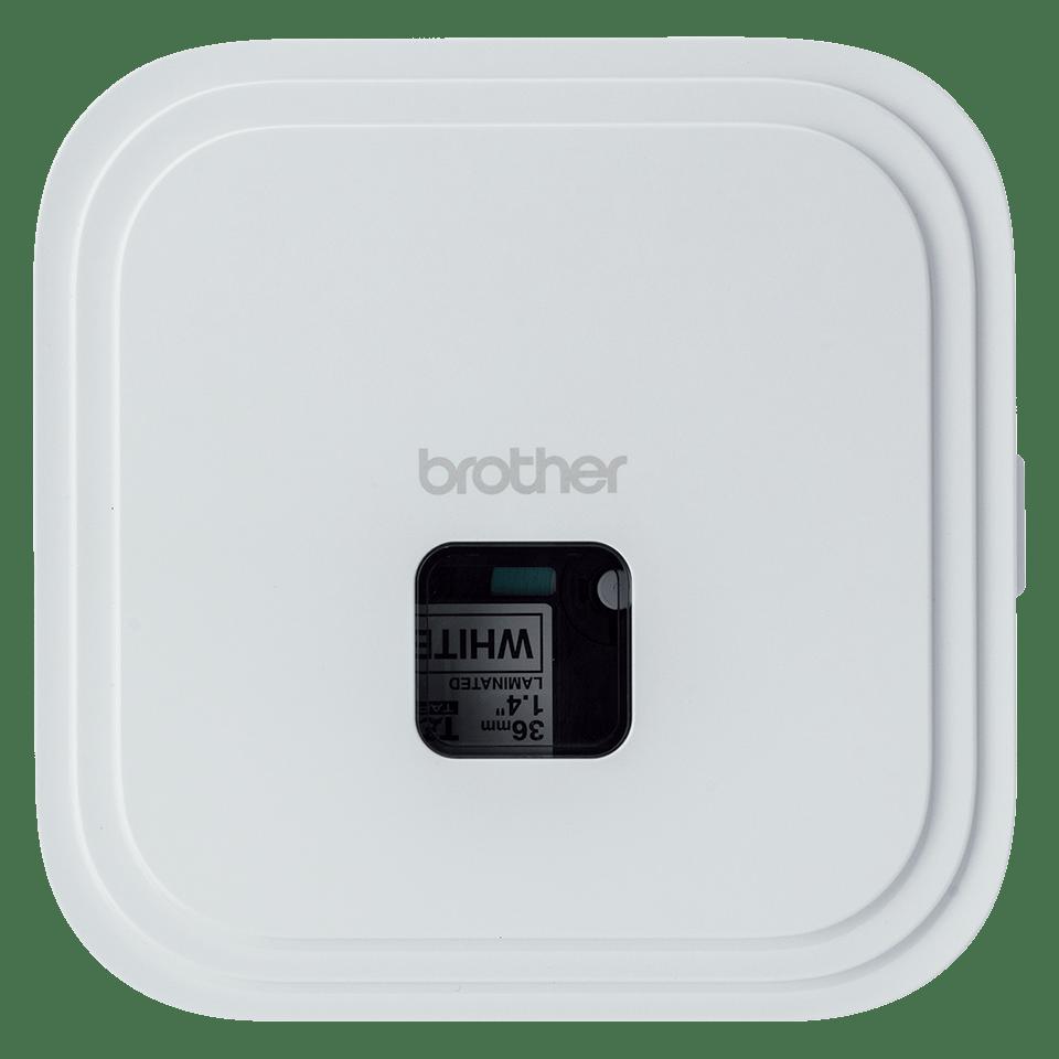 """""""P-touch CUBE Pro"""" (PT-P910BT) įkraunamas etikečių spausdintuvas su Bluetooth jungtimi 3"""