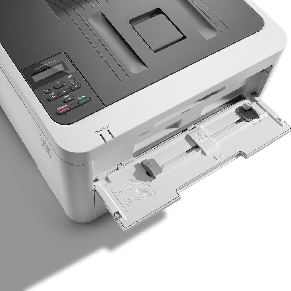 HL-L3210CW spalvotas belaidis LED spausdintuvas 4