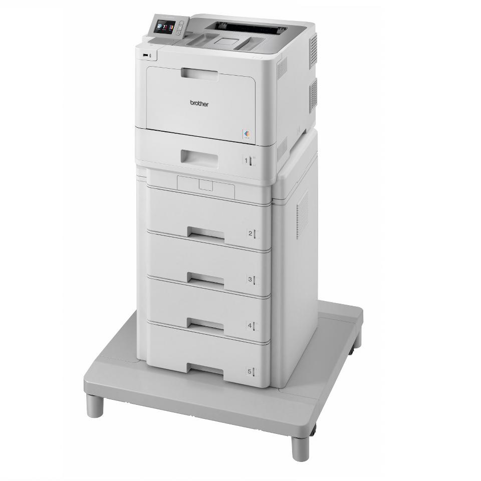 Brother HL-L9310CDWMT spausdintuvas su bokštiniu dėklu