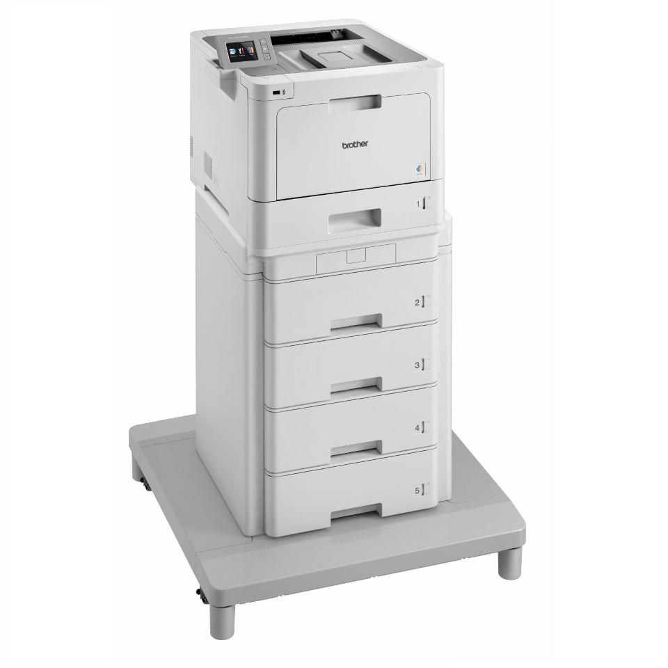 Brother HL-L9310CDWMT spausdintuvas su bokštiniu dėklu 3