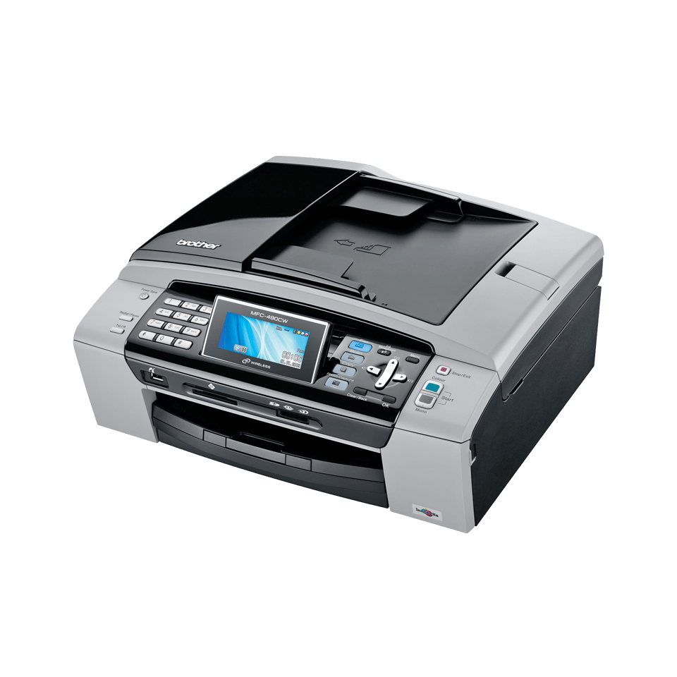MFC-490CW 0