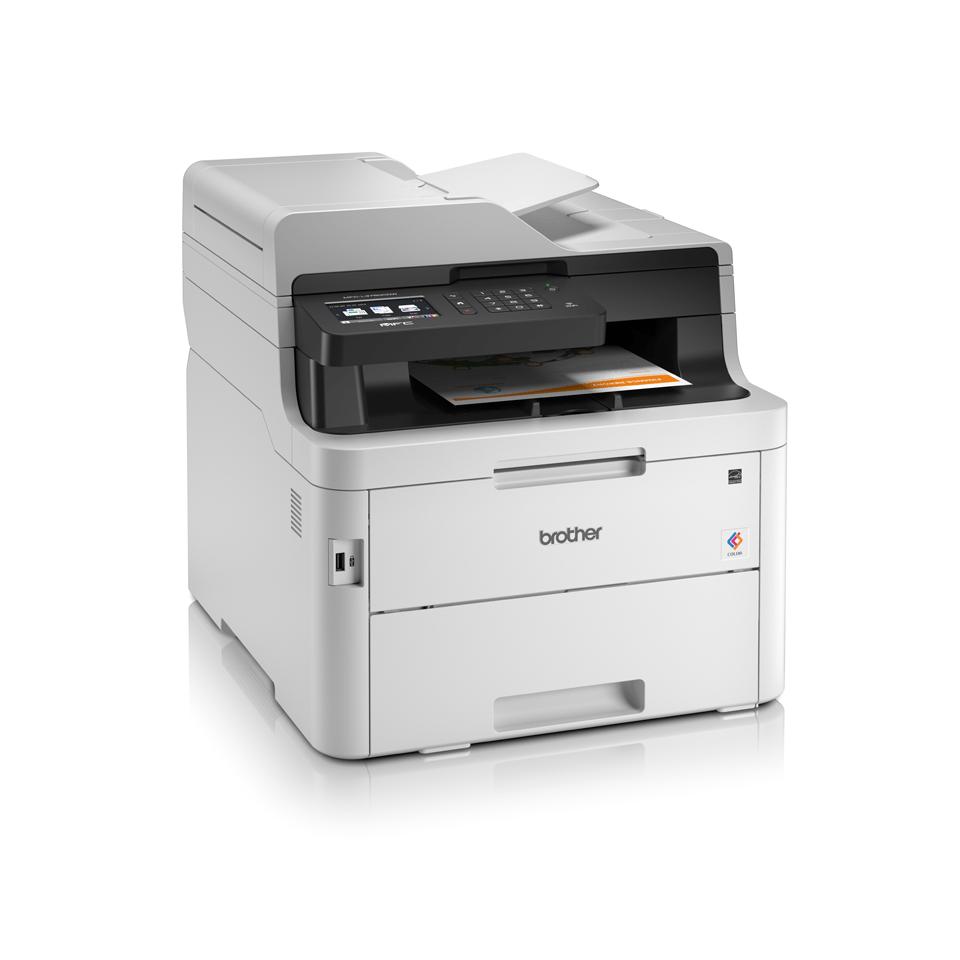 "MFC-L3750CDW spalvotas belaidis LED ""4-in-1"" spausdintuvas  3"