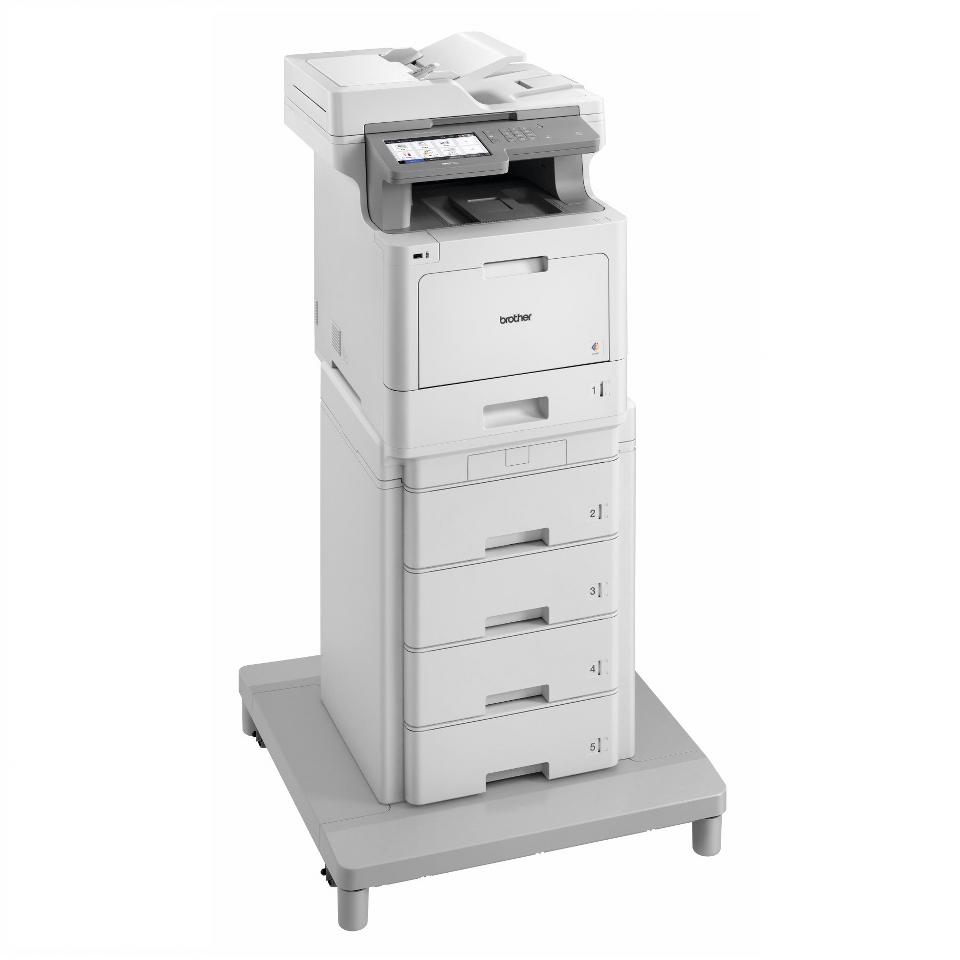 MFC-L9570CDWMT spausdintuvas su bokštiniu dėklu 3