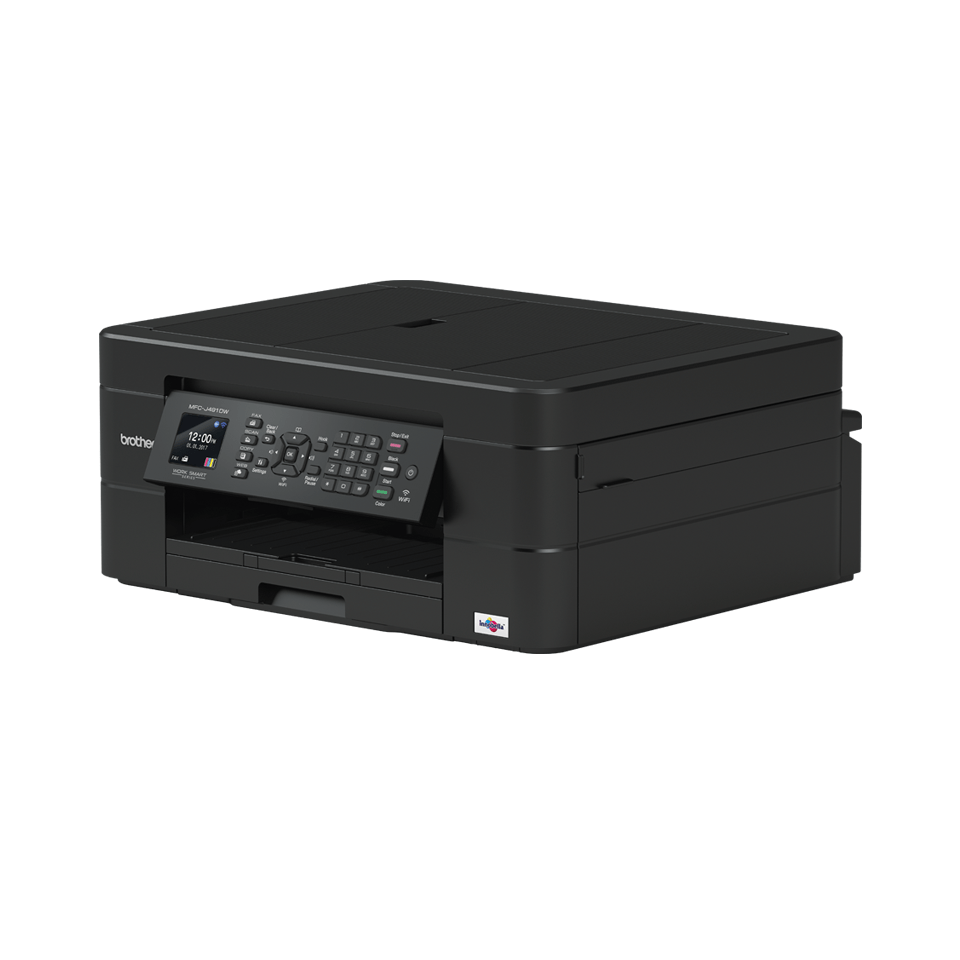 Belaidis 4-in-1 spalvotas rašalinis spausdintuvas MFC-J491DW