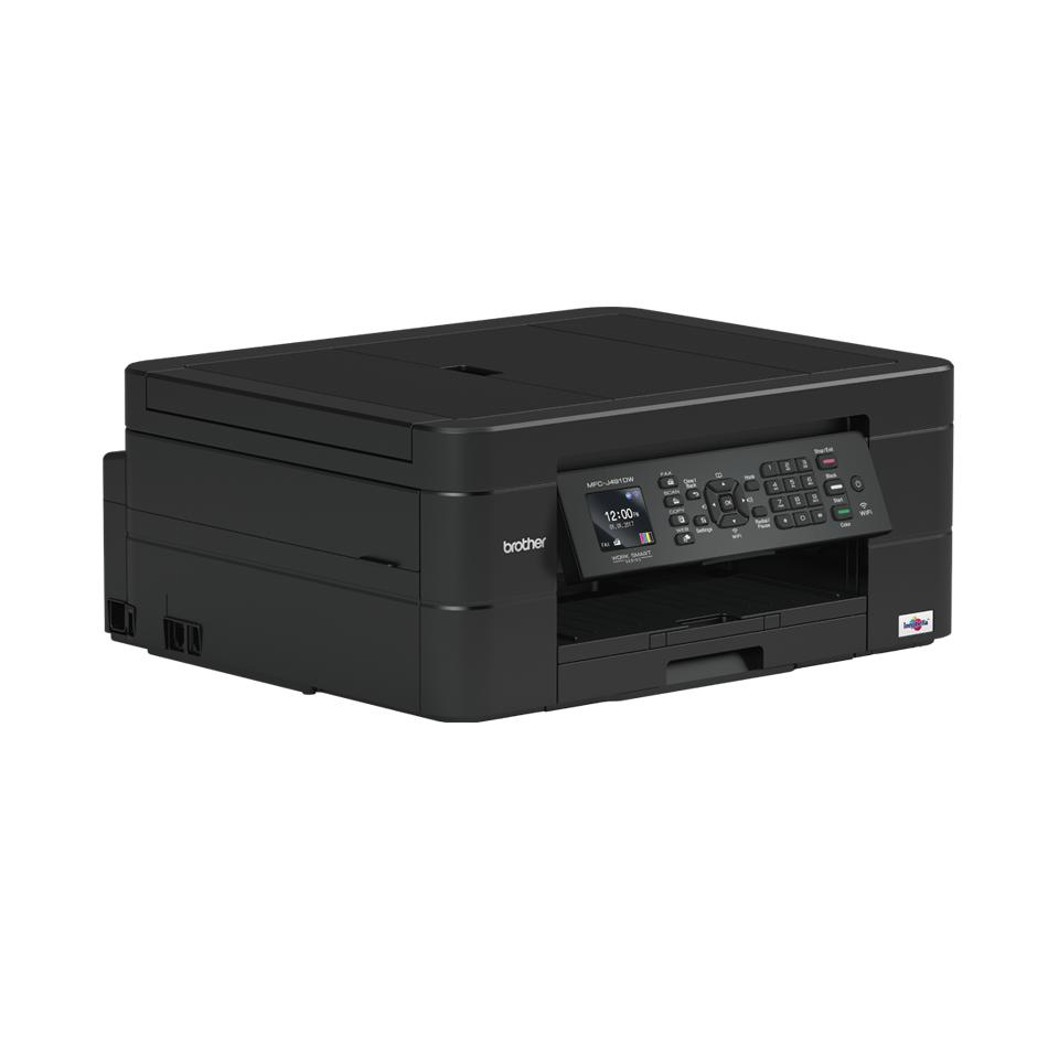 Belaidis 4-in-1 spalvotas rašalinis spausdintuvas MFC-J491DW 2