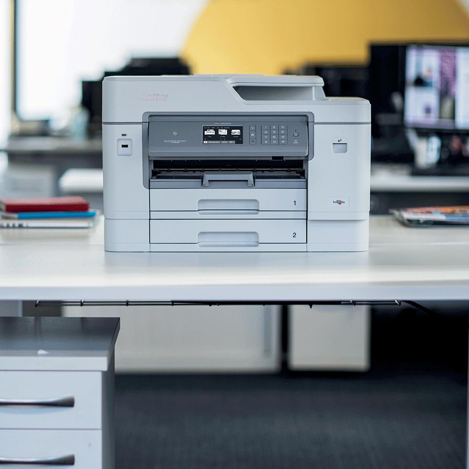 """MFC-J6945DW spalvotas belaidis A3 formato rašalinis """"4-in-1"""" spausdintuvas 4"""