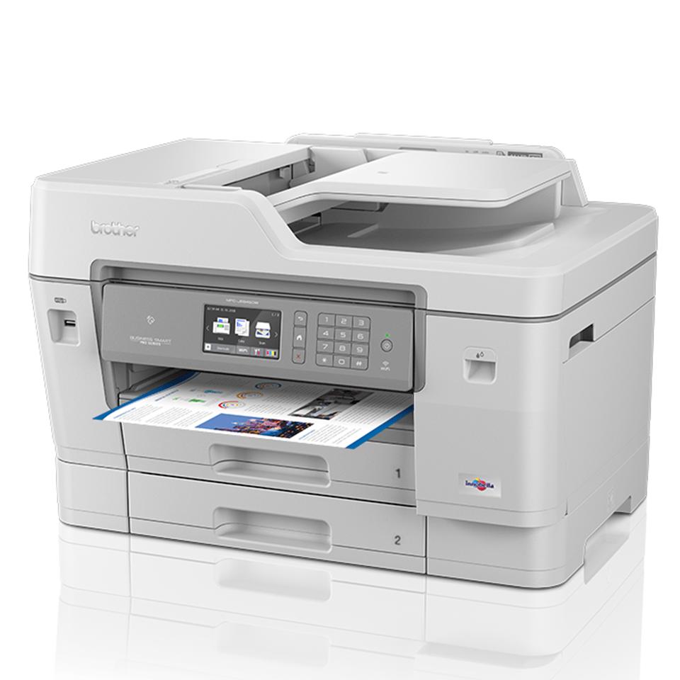 """MFC-J6945DW spalvotas belaidis A3 formato rašalinis """"4-in-1"""" spausdintuvas 2"""