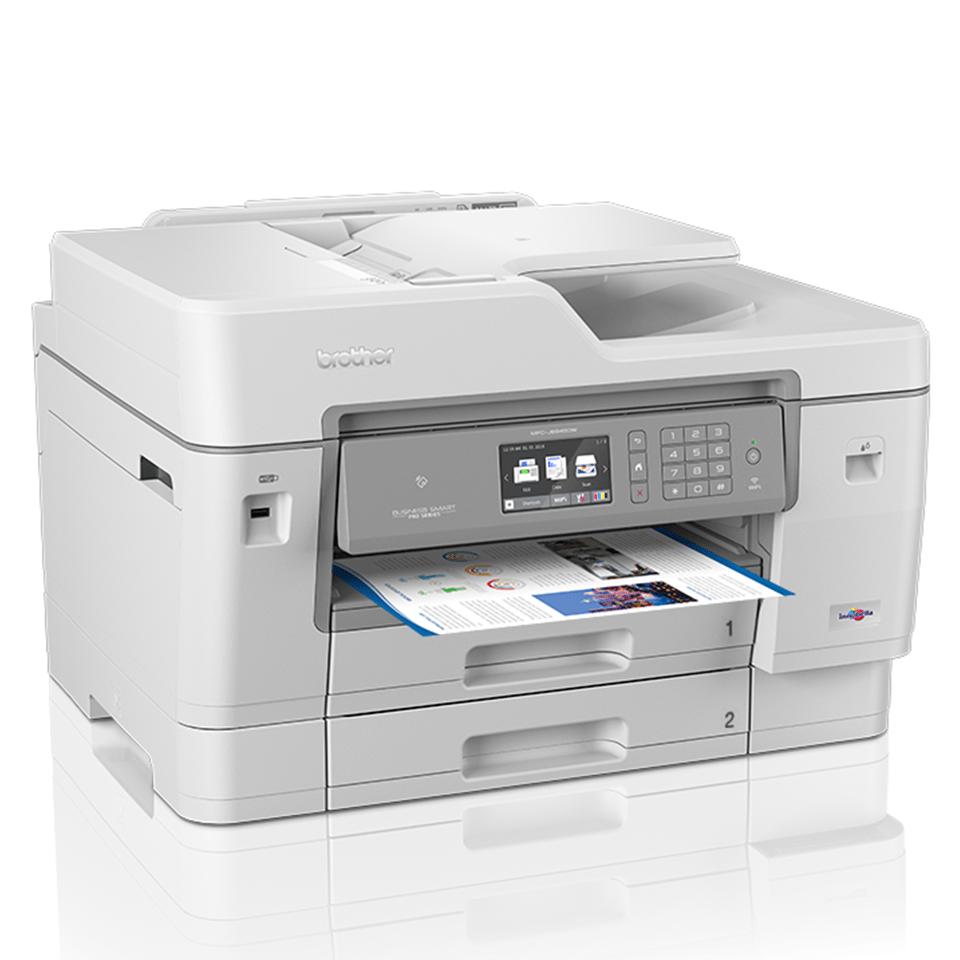 """MFC-J6945DW spalvotas belaidis A3 formato rašalinis """"4-in-1"""" spausdintuvas 3"""