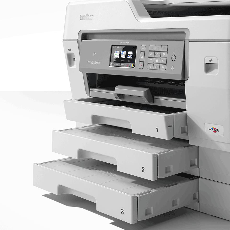 """MFC-J6947DW spalvotas belaidis A3 formato rašalinis """"4-in-1"""" spausdintuvas 6"""
