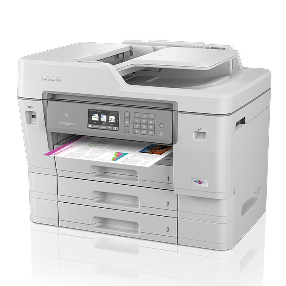 """MFC-J6947DW spalvotas belaidis A3 formato rašalinis """"4-in-1"""" spausdintuvas 2"""