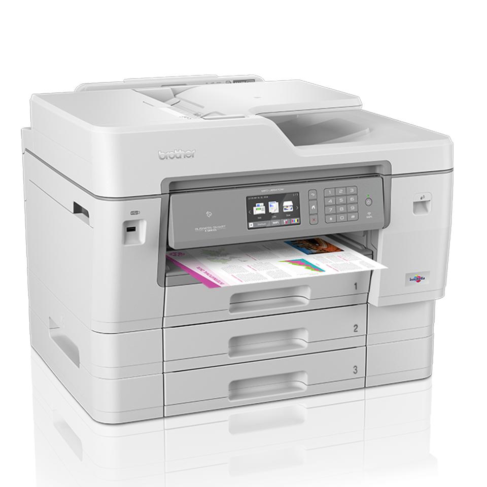 """MFC-J6947DW spalvotas belaidis A3 formato rašalinis """"4-in-1"""" spausdintuvas 3"""