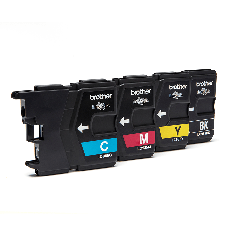 Genuine Brother LC985VALBP Ink Cartridge Multipack  2