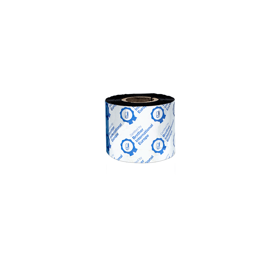 Išskirtinės kokybės dervos terminio perdavimo juosta su juodu rašalu BRP-1D300-060 3