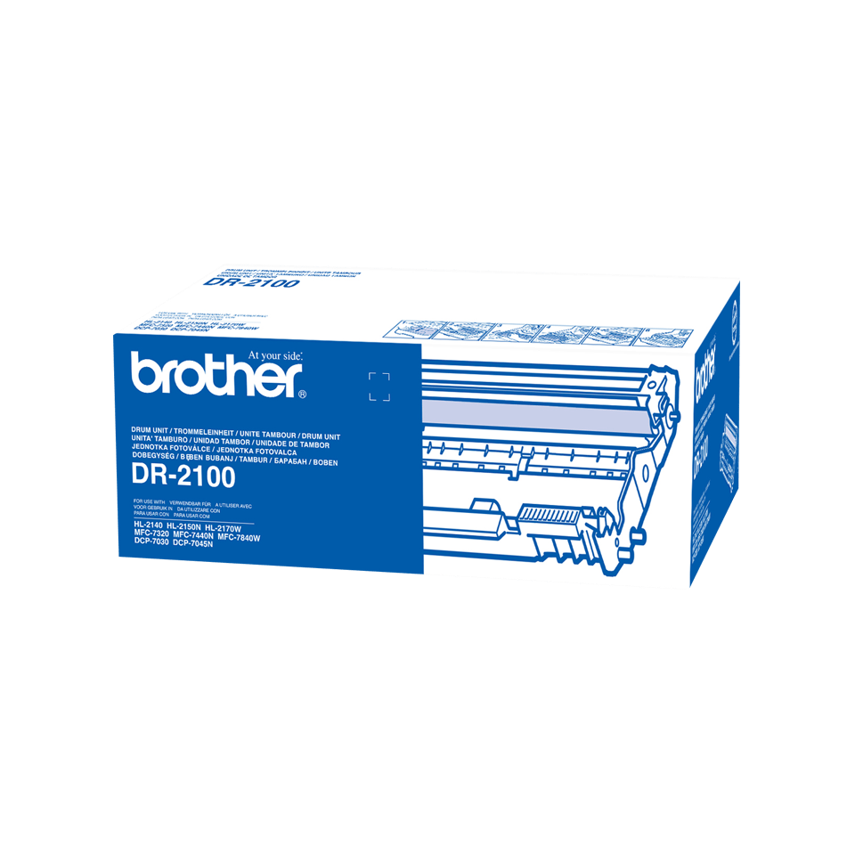 Originalus Brother DR2100 cilindro blokas
