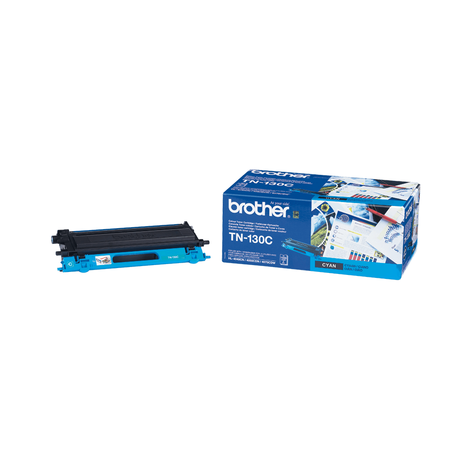 Genuine Brother TN-130C Toner Cartridge – Cyan 2