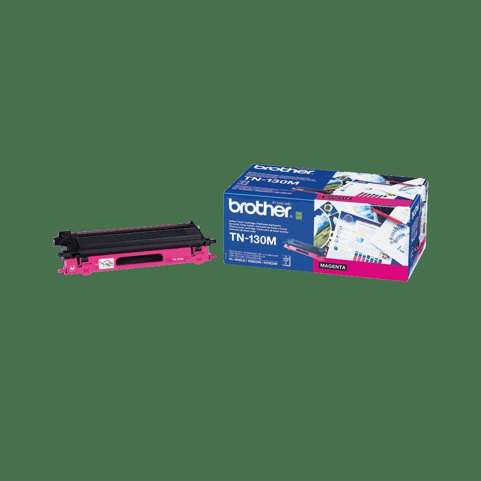 Genuine Brother TN-130M Toner Cartridge – Magenta