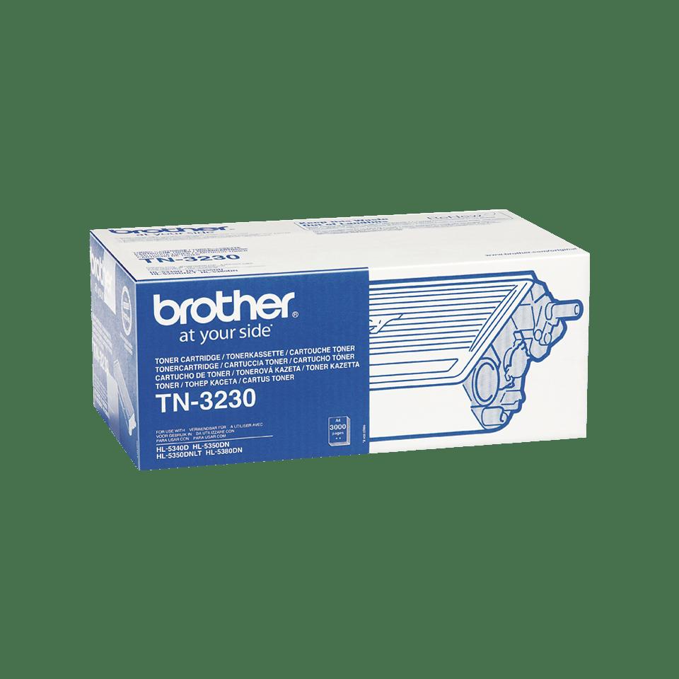 Originali Brother TN3230 rašalo kasetė – juodos spalvos 2